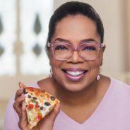 Oprah Winfrey und die Kraft-Pizza