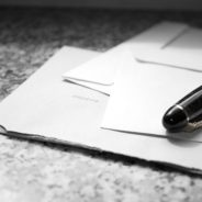 Ist Briefe-Schreiben ein wahrer Wert?