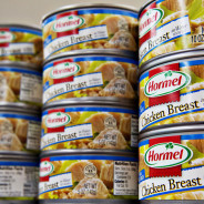 Was ist los mit Hormel Foods?